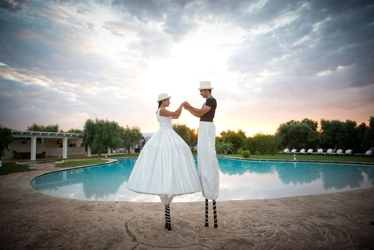 The masseria is warm, welcoming, and the perfect backdrop for a chic wedding in the countryside. A breathtaking feature pool is perfect for pre-wedding and post-wedding parties – or simply to relax in the sunshine with your family and guests.