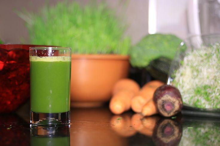 Få mere energi med hjemmelavet juice frugt