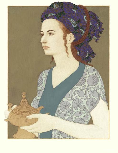 Olga Dugina, One Thousand and One Nights
