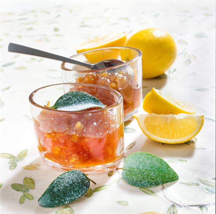 #Mermelada de #limón ¡Una delicia!