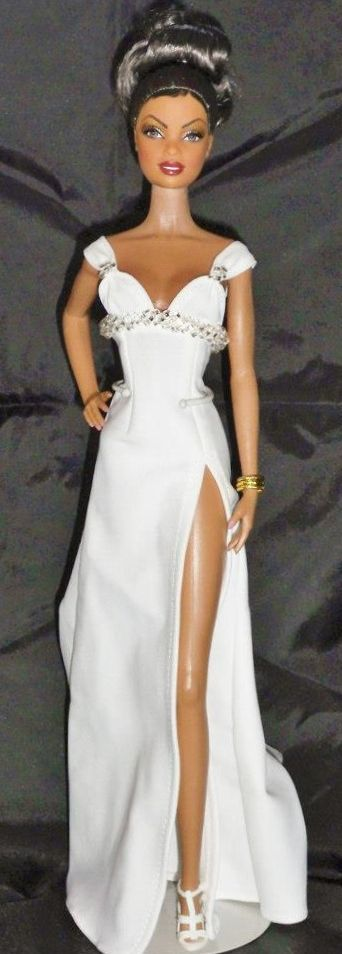 barbie doll gowns ...BDProductions 2103 Nigeria  12 33 4