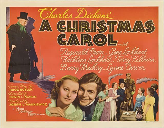 A Christmas Carol 1938 In 2020 Christmas Carol Carole Christmas Carol Charles Dickens