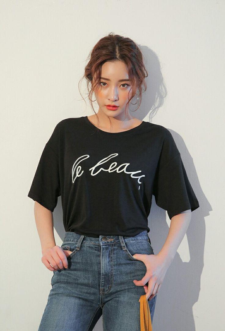Byun Jungha - Model - Korean Model - Ulzzang - Stylenanda - 3CE