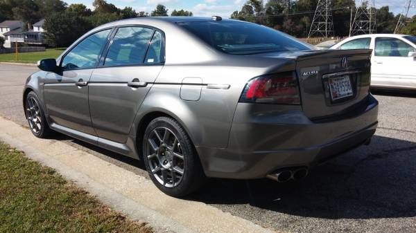 2008 Acura TL Type-S w/Navigation MD Inspected - $15000 (baltimore county) 113k mi