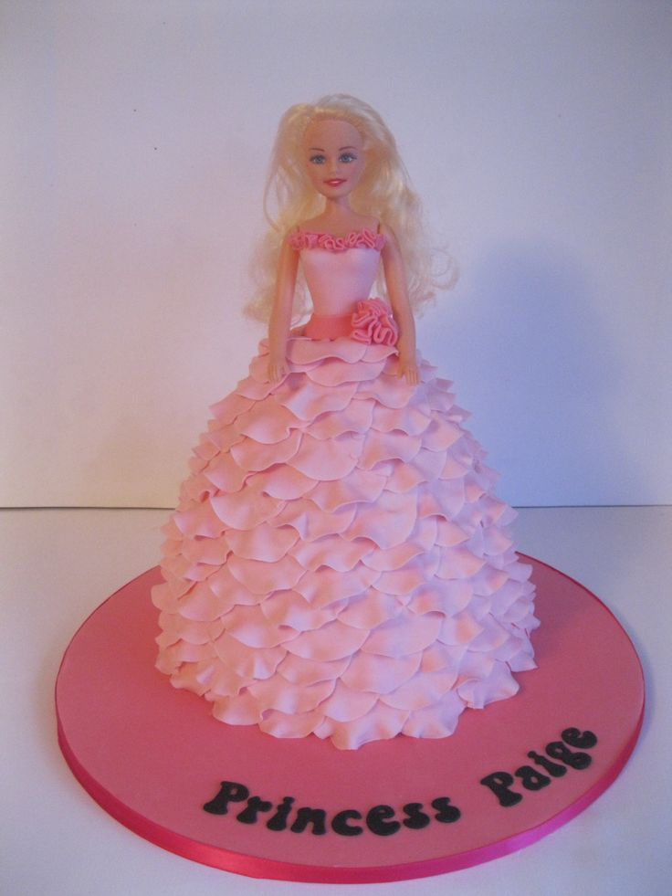 Doll Cake Designs For Baby Girl : 1000+ images about birthday cakes on Pinterest