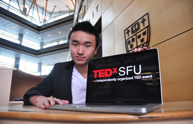 Michael Cheng's entrepreneurial spirit has been noticed on a national stage.