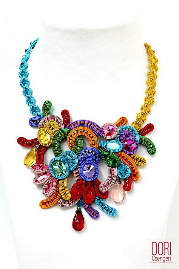 Folies Statement Necklace