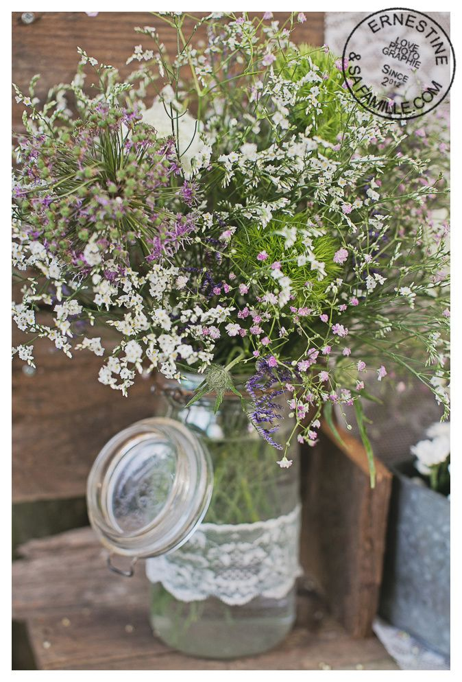 41 best paniculata gypsophila images on pinterest first for Decoration table pour invites