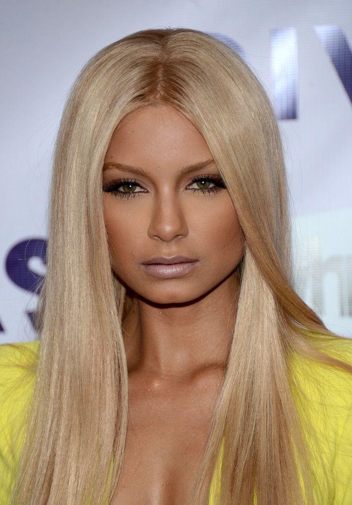 Blonde Hair And Tan 103