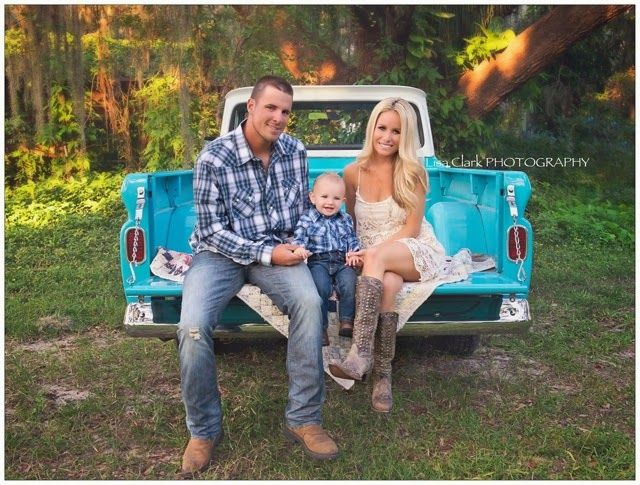 Family Photo Ideas Plaid