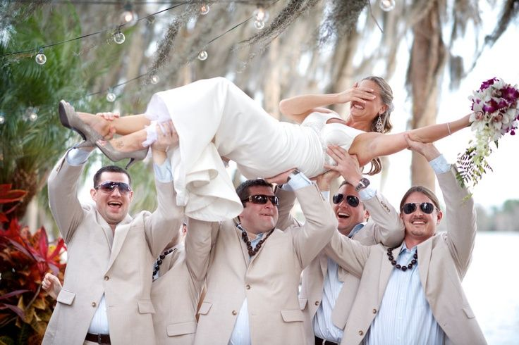 Unusual Wedding Traditions From Around The World: JungleKey.in Image