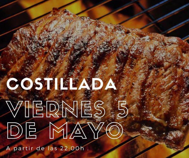 Costillada - Lué viernes 5 de mayor