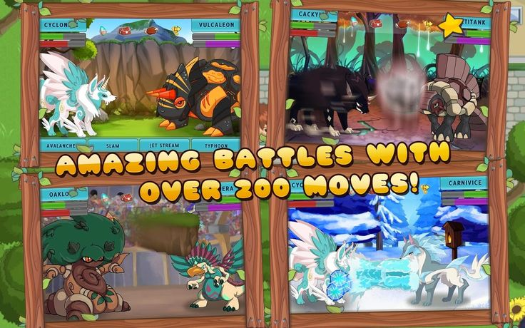 ANDROID FIZZY: Terra Monsters FULL APK MOD (Unlimited Coins/Gems)...