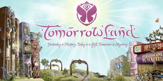 Tomorrowland 2012 - music festival     http://www.springleap.com/posts/view/tomorrowland-2012-music-festival