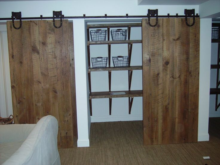 Closet Doors In Bedroom Double Hung With Exterior