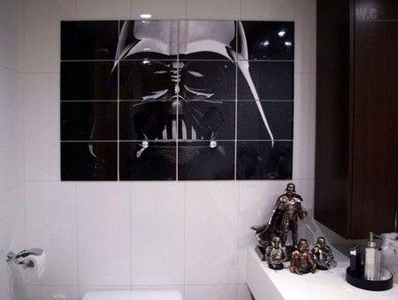 Carrelage Star Wars Room Decor, Star Wars Bathroom