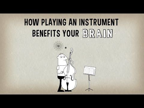 How playing an instrument benefits your brain - Anita Collins | TED-Ed