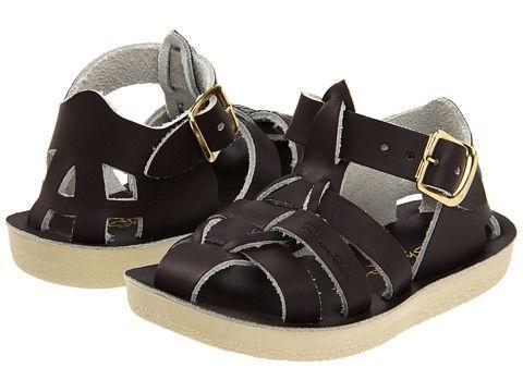 Salt Water Sandal by Hoy Shoes Sun-San - Sharks · Salzwasser SandalenModische  KinderStrandsandalenWasserparksSommerschuheKindermodeSalze