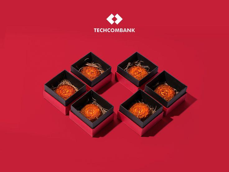Techcombank Mid-Autumn Festival Packaging on Behance
