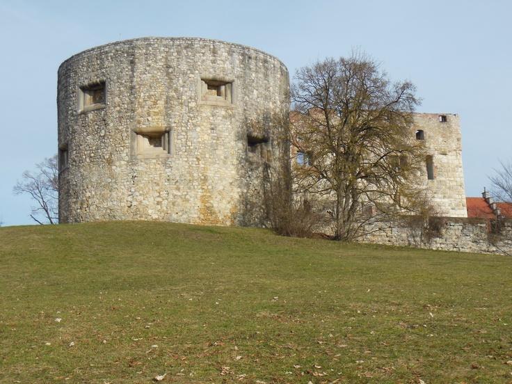 Front, Heidenheim, Schloss Hellenstein