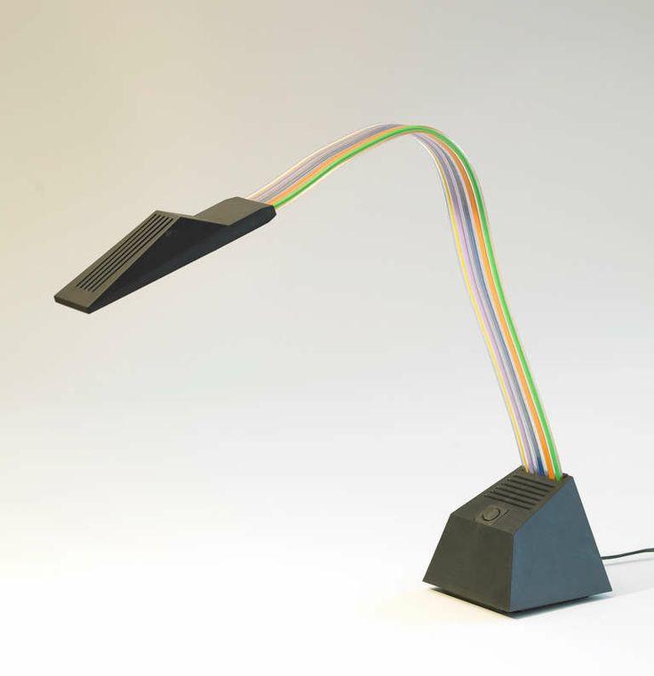 Desk Lamp Nastro By Alberto Fraser, 1983