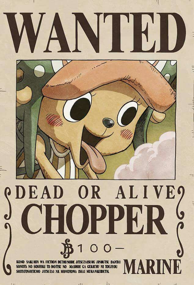 """""""Cotton Candy Lover"""" Chopper"""