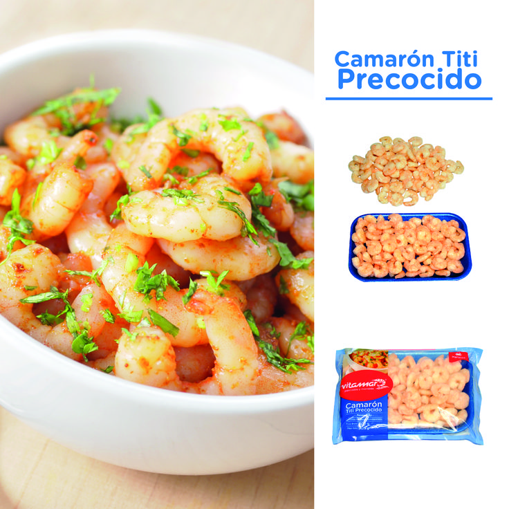 #SabiasQue Los camarones VITAMAR son el alimento ideal para las personas que llevan un régimen alimenticio para bajar de peso, debido a que una de las propiedades del camarón es su bajo contenido en grasas.