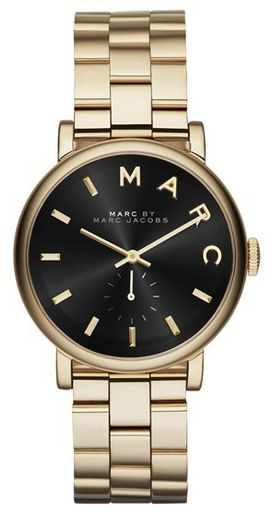 Chic Marc Jacobs watch - 25% off http://rstyle.me/n/mp9mknyg6
