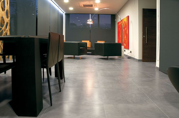 Inalco damasco series stone effect porcelain in grey for Inalco carrelage