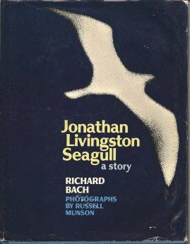 What Were We Reading 40 Years Ago? 1973′s 10 Bestselling Books  #1. Jonathan Livingston Seagull by Richard Bach - Jonathan Livingston Seagul was first publisehd in 1970. Within two years over a million copies were in print. The book, a fable about a seagull learning about life and flight, held the number one stop on the New York Times Bestseller List for 38 weeks and was the bestselling book in the United States in both 1972  and 1973.