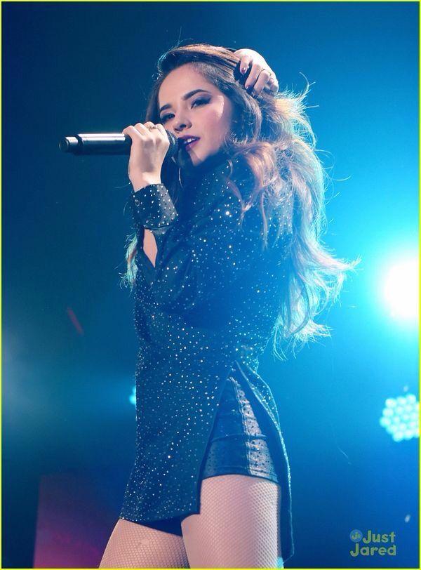 Becky G in concert