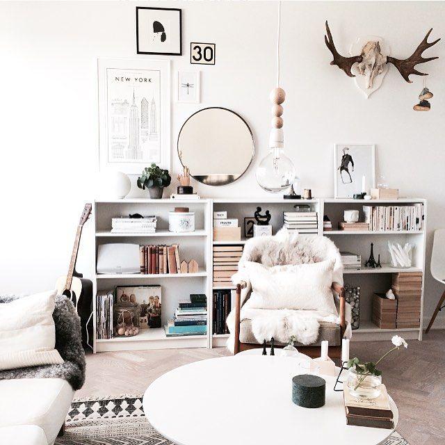 17 besten b cherregal bilder auf pinterest wohnideen arbeitszimmer und neue wohnung. Black Bedroom Furniture Sets. Home Design Ideas