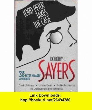 dorothy sayers unnatural death pdf