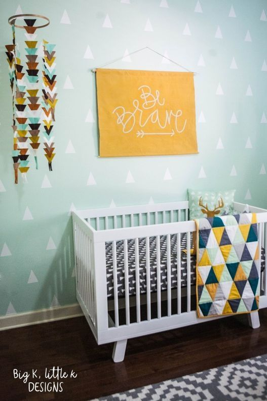 I have formulated 9 beautiful and colorful gender-neutral color combinations for your nursery. If you are designing a unisex nursery and don't want it to be boring and neutral check this out. If you don't want to be predictable with gender-specific baby pink or powder blue, then this is for you too!