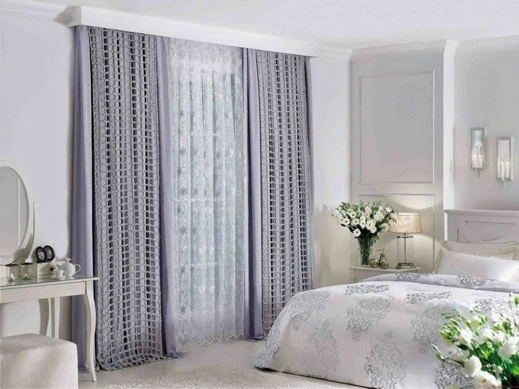 Bedroom Window Treatment Ideas Photos