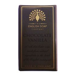 Chocolate Vanilla Soap by THE ENGLISH SOAP COMPANY