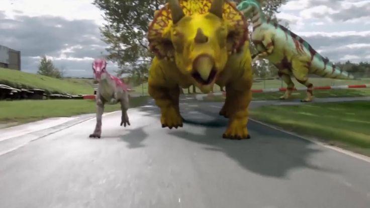 DVD Review: Dino Dan -  Dino Go Seek by KIDS FIRST! Film Critic Rohan F. #KIDSFIRST! #DinoDan