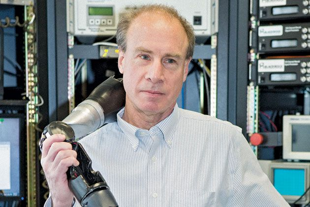 Andrew Schwartz: Brain Control for Artificial Limbs  #businessweek