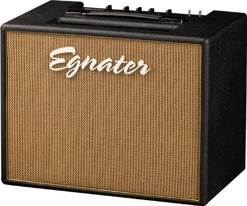 Egnater Tweaker 112 15W 1x12 Tube Guitar Combo Amp Black/Beige by Egnater. $599.99. Save 32% Off!