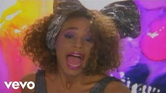 Whitney Houston - I Wanna Dance With Somebody (Who Loves Me)