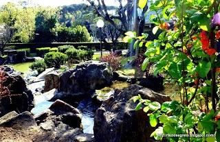 Lazio segreto: Il giardino dell' Istituto di cultura giapponese a Roma