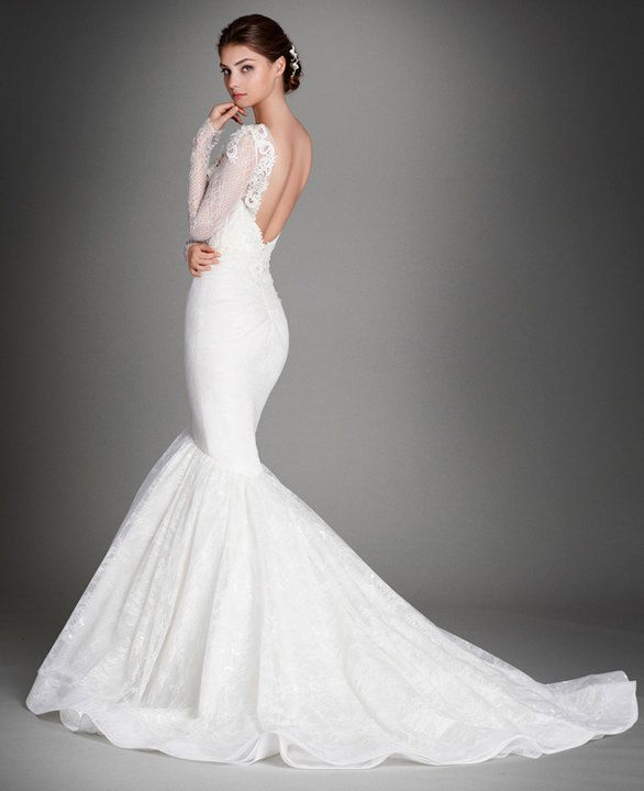 Bridal Gowns and Wedding Dresses by JLM Couture - Style 3560