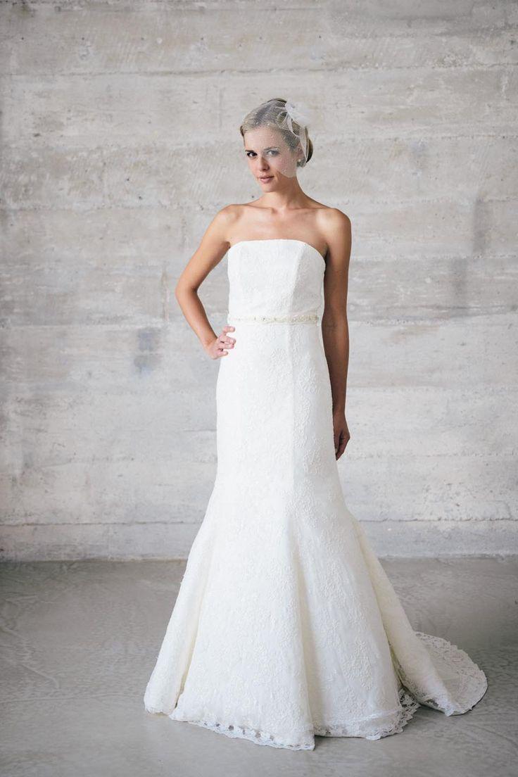 52 besten Brautkleid im Meerjungfrau Stil Bilder auf Pinterest ...