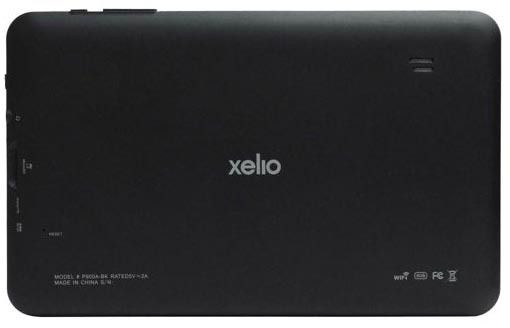 "XELIO 10.1"" Tablet 4GB Android 4.1 Tablet - Tablets Under $100 by N1 wireless"