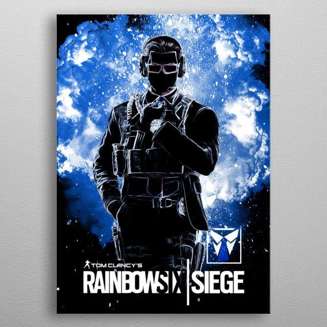 rainbow six siege warden rainbow six