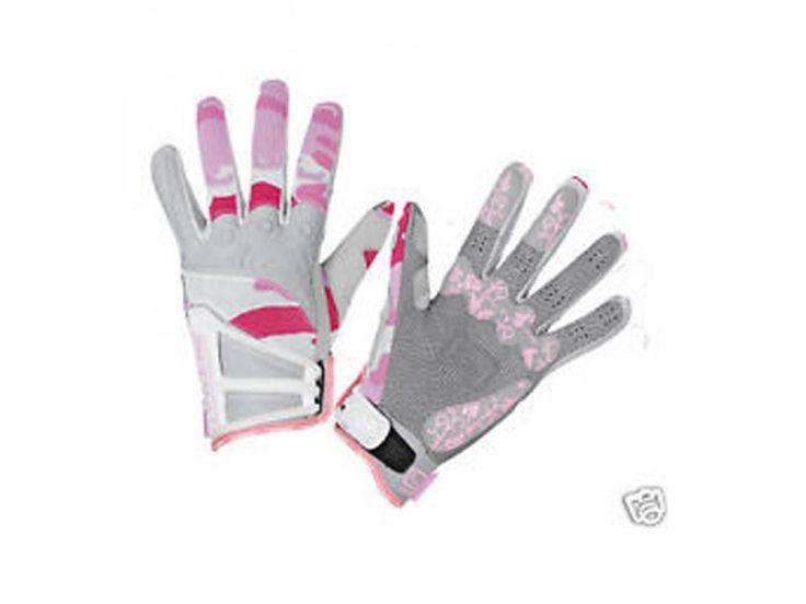 Scott Contessa Freeride Cycling Gloves - Pink £5.95
