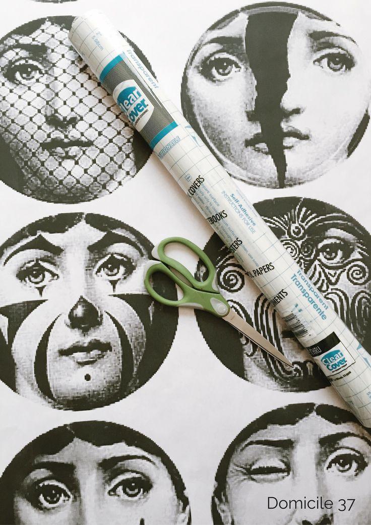 Best 25 fornasetti wallpaper ideas on pinterest cole for Purchase wallpaper