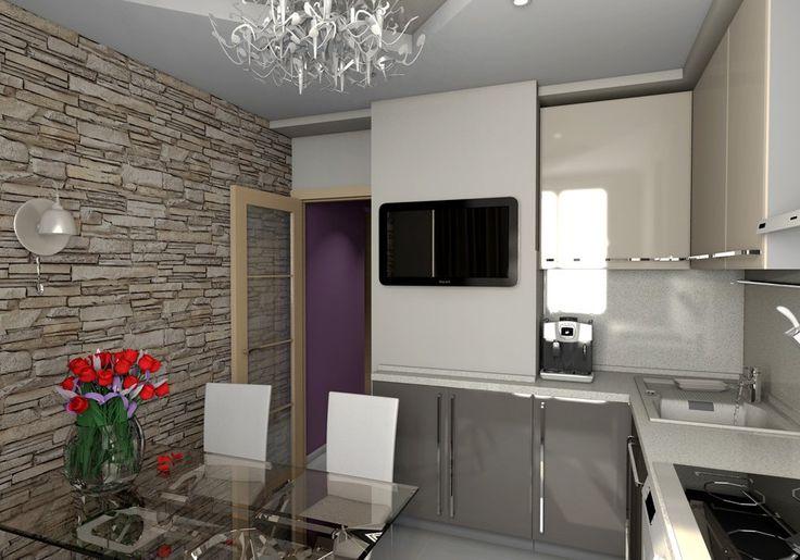 Кухня в П 44 (42 фото), размер кухонной комнаты дома данной серии, планировка однушки, дизайн своими руками: инструкция, фото и видео-уроки, цена
