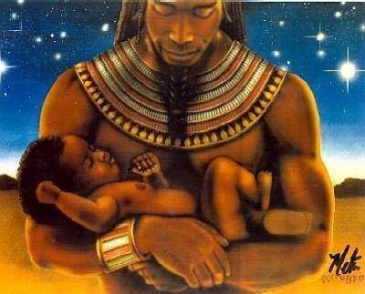 Father Son #protector #teacher | African Art | Pinterest ...