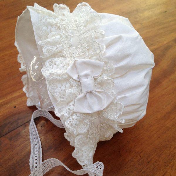 Classic Baby Bonnet